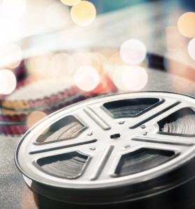 home movie film reels